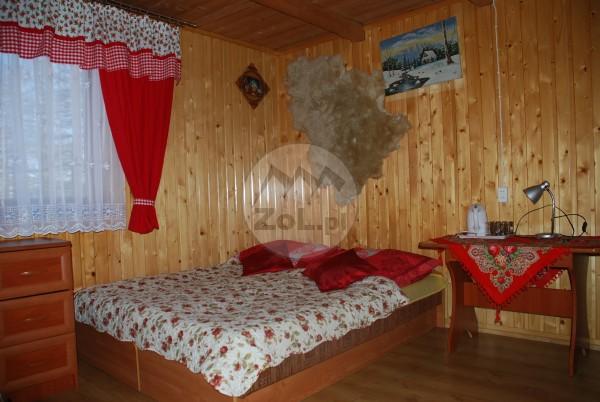 """Bukowina Tatrzańska - """"GÓROLIK"""" - dom drewniany (wyżywienie i nocleg)"""