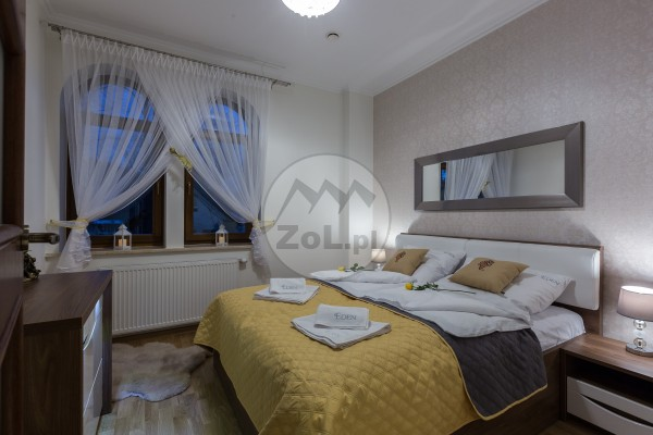 Zakopane - Apartament Eden - Willa Radowid